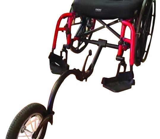 Freewheel per pieghevole